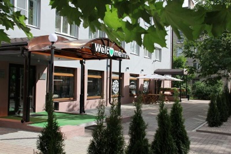 Hotel Welcome inn, Новгород